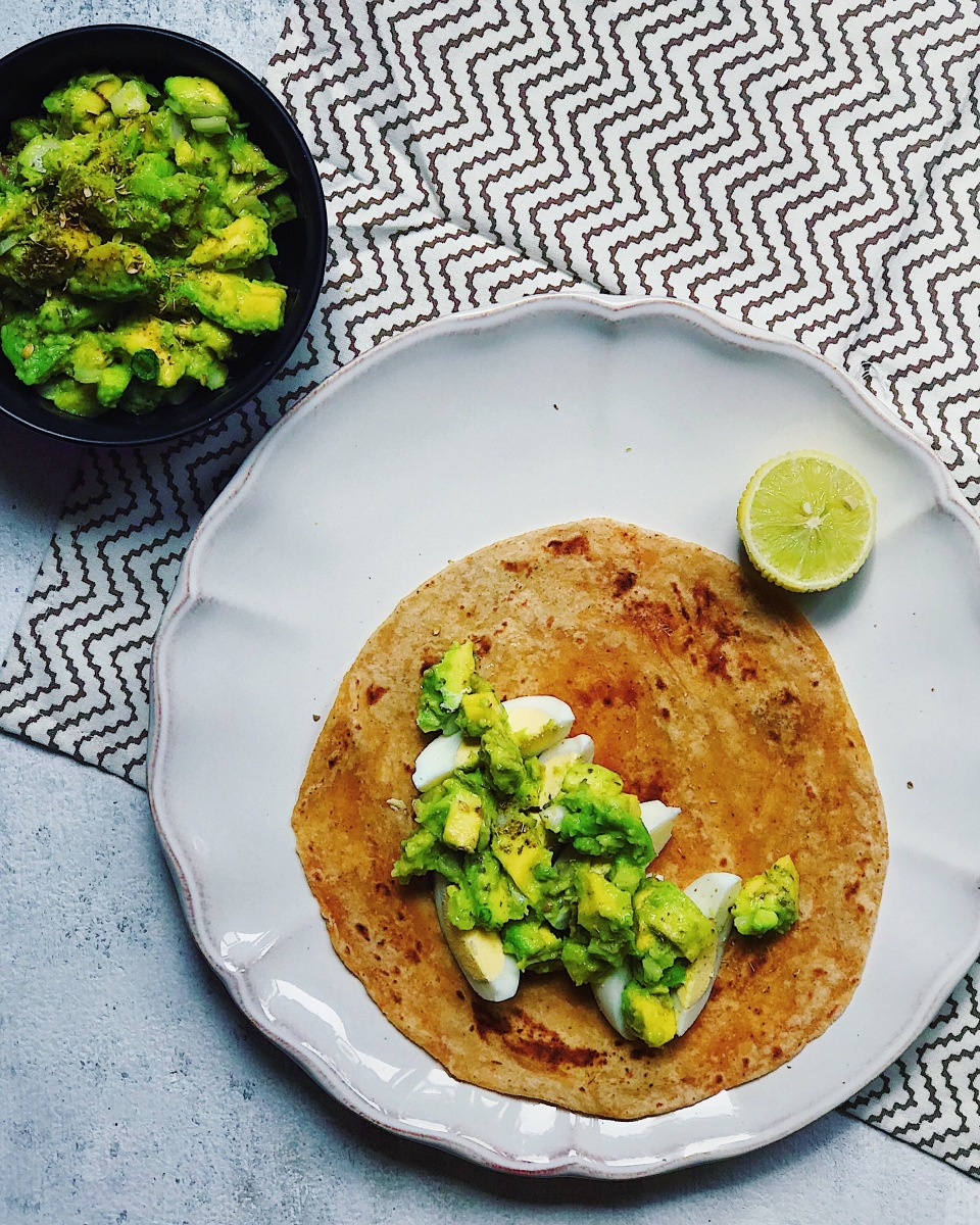 Guacamole with Toasted Coriander Seeds